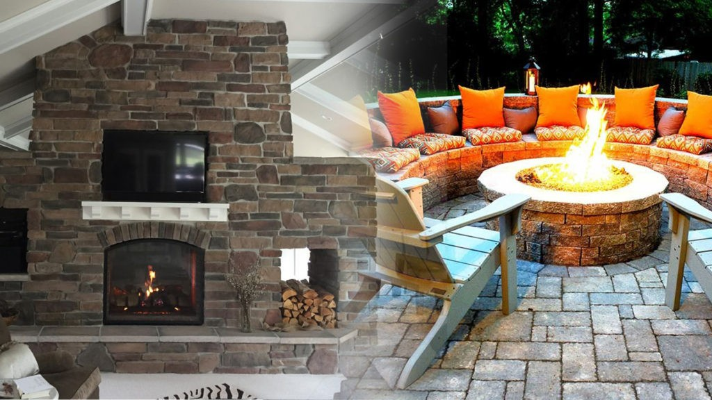 Outdoor Fireplaces & Fire Pits-Denton TX Professional Landscapers & Outdoor Living Designs-We offer Landscape Design, Outdoor Patios & Pergolas, Outdoor Living Spaces, Stonescapes, Residential & Commercial Landscaping, Irrigation Installation & Repairs, Drainage Systems, Landscape Lighting, Outdoor Living Spaces, Tree Service, Lawn Service, and more.