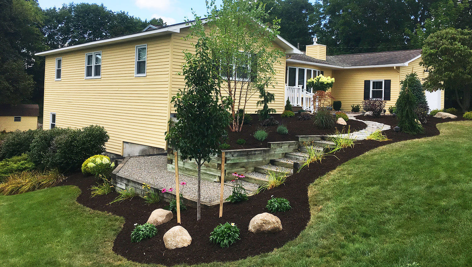 Outdoor Landscape Design-Denton TX Professional Landscapers & Outdoor Living Designs-We offer Landscape Design, Outdoor Patios & Pergolas, Outdoor Living Spaces, Stonescapes, Residential & Commercial Landscaping, Irrigation Installation & Repairs, Drainage Systems, Landscape Lighting, Outdoor Living Spaces, Tree Service, Lawn Service, and more.
