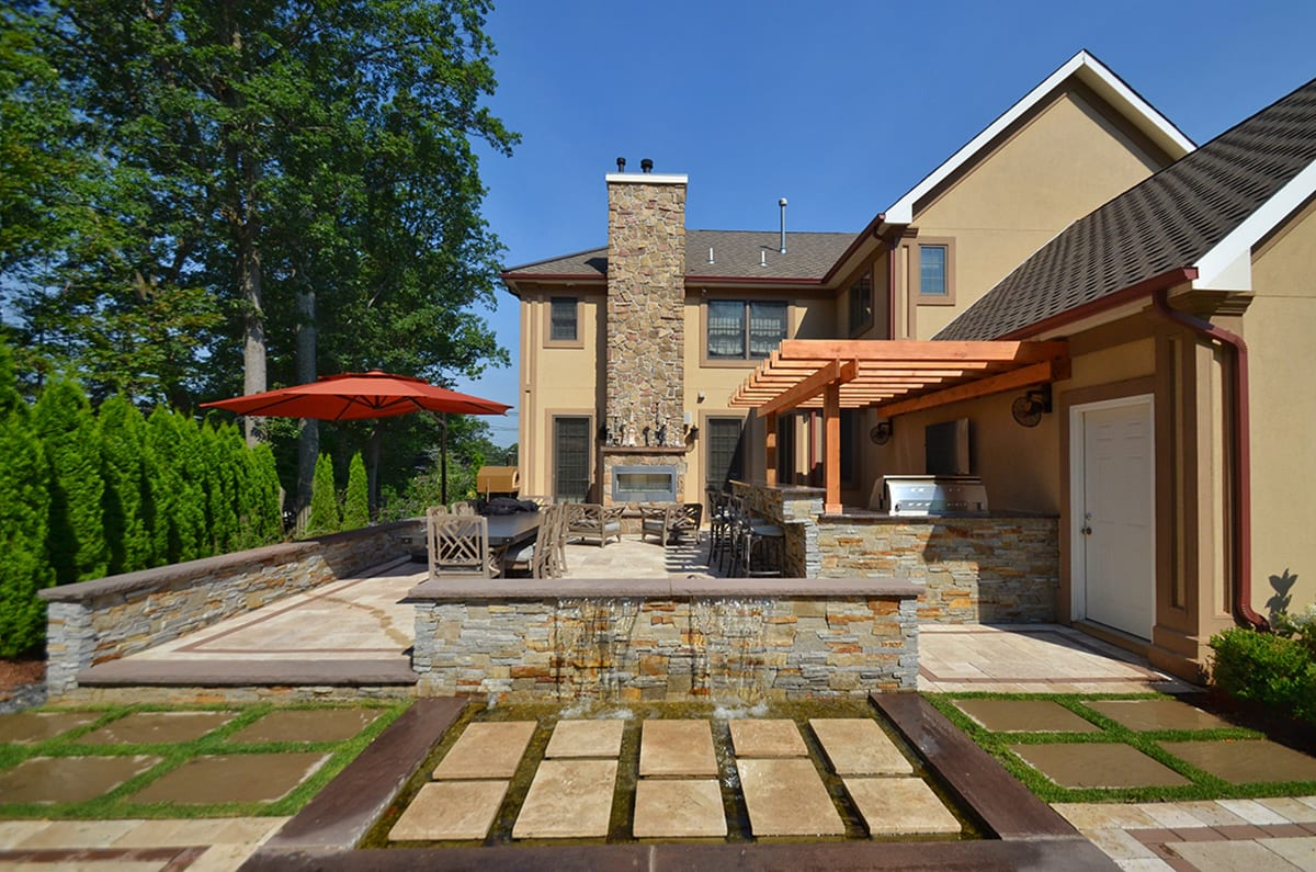 Residential Outdoor Living Spaces-Denton TX Professional Landscapers & Outdoor Living Designs-We offer Landscape Design, Outdoor Patios & Pergolas, Outdoor Living Spaces, Stonescapes, Residential & Commercial Landscaping, Irrigation Installation & Repairs, Drainage Systems, Landscape Lighting, Outdoor Living Spaces, Tree Service, Lawn Service, and more.